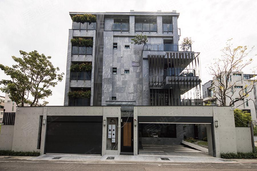 圖片:台中北屯建案開箱 | 國際企業主寓所 和祥苑。多代共居 立體植森合院宅