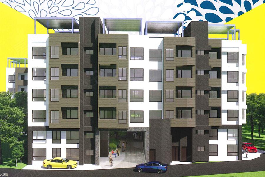 圖片:桃園市楊梅區預售公寓【集儷苑】富廣豐建設