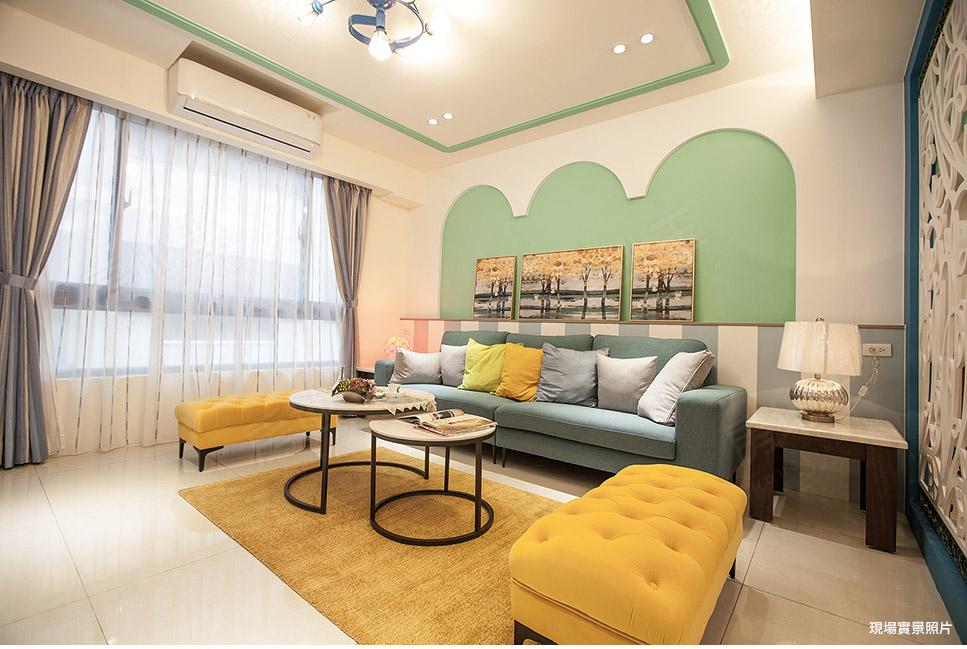 圖片: 地中海建築將古典與浪漫相結合 桃園新屋建案 萬鼎建設  The villa