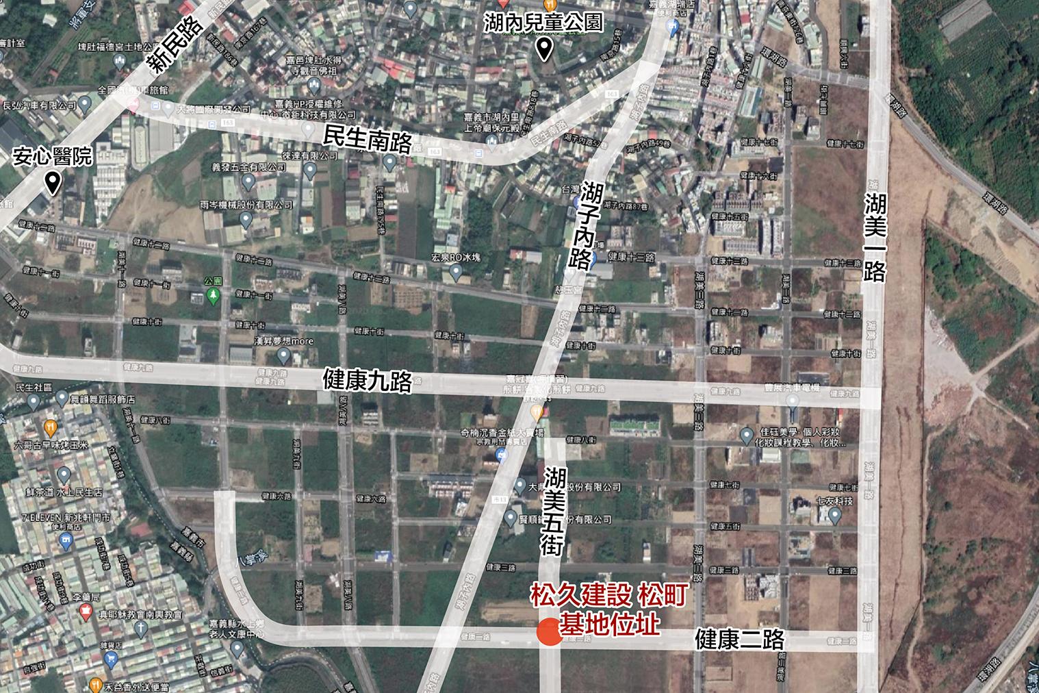 圖片:真正的幸福日子  嘉義西區透天店住  松久建設「松町」