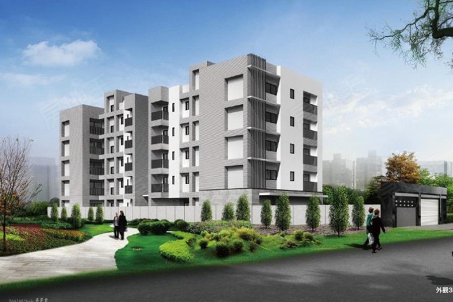 圖片:建案搶先看   佳里建設 大富雅居 信義國小旁森氧公寓