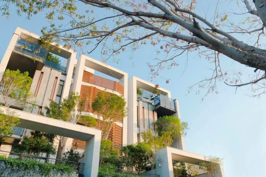 圖片:北屯建案開箱 | 原生三璽。植森造林 築一座生態建築 讓回家能更純然的愉悅 為了更幸福
