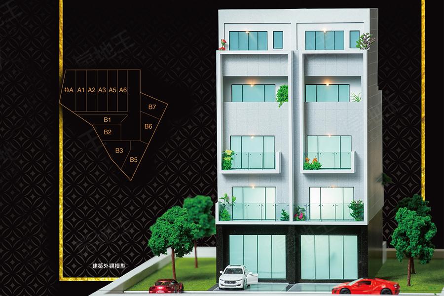 圖片:嘉義市建案開箱 | 金石鉑克萊。東區名邸校園為鄰