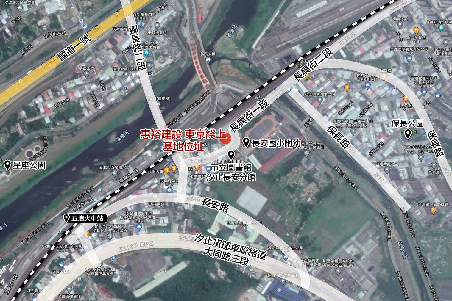 圖片:建案搶先看┃新北汐止新案 東京綫上:四通八達 便捷如置身東京
