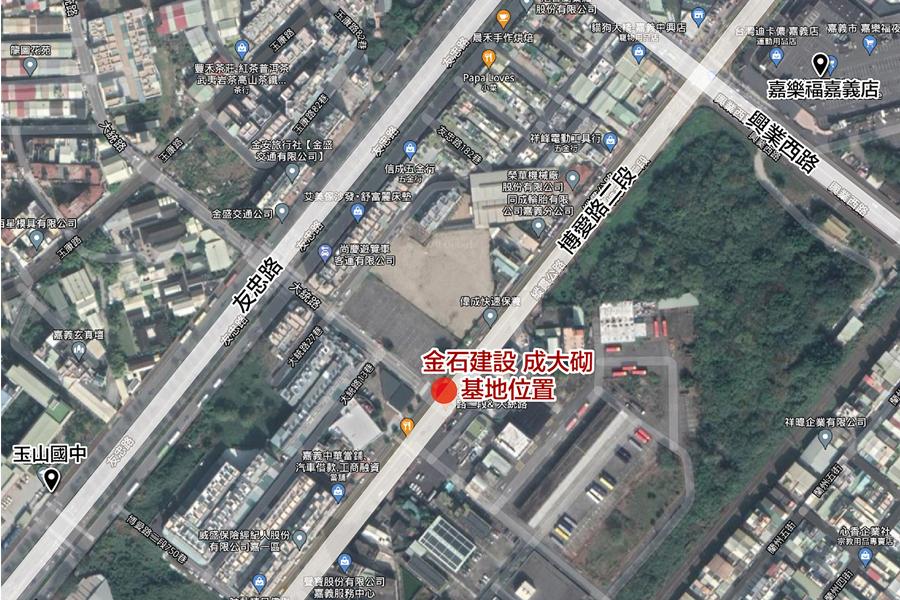 圖片:建案搶先看 | 金石建設 成大砌 家樂福斜對面 100%透天造鎮
