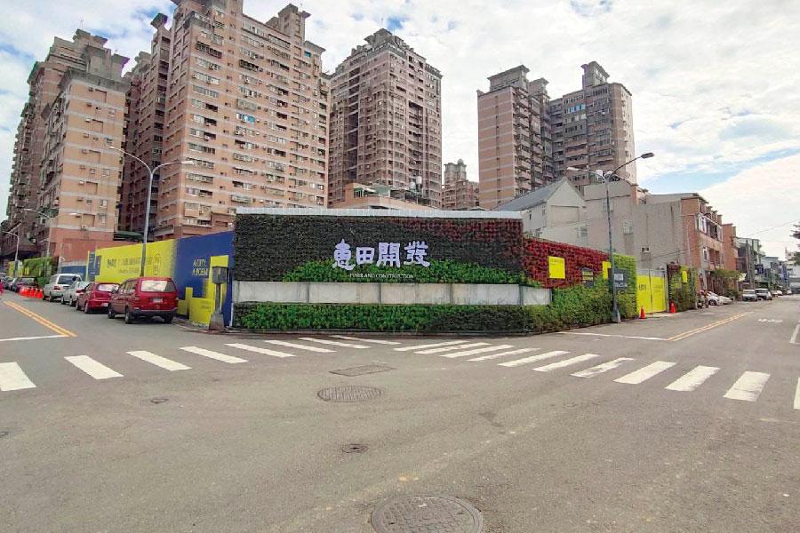 圖片:建案搶先看 | 惠田開發南區新案 惠田上書房 國資圖國美館生活圈