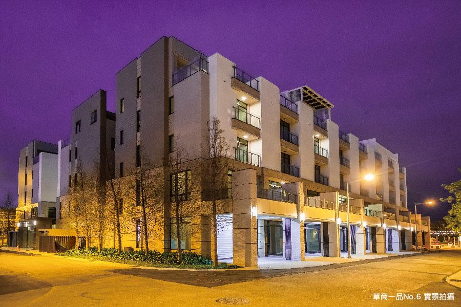 圖片:草屯建案開箱 | 鴻標草商一品NO.6。家與城心的最佳距離 看見不一樣的建商新思維