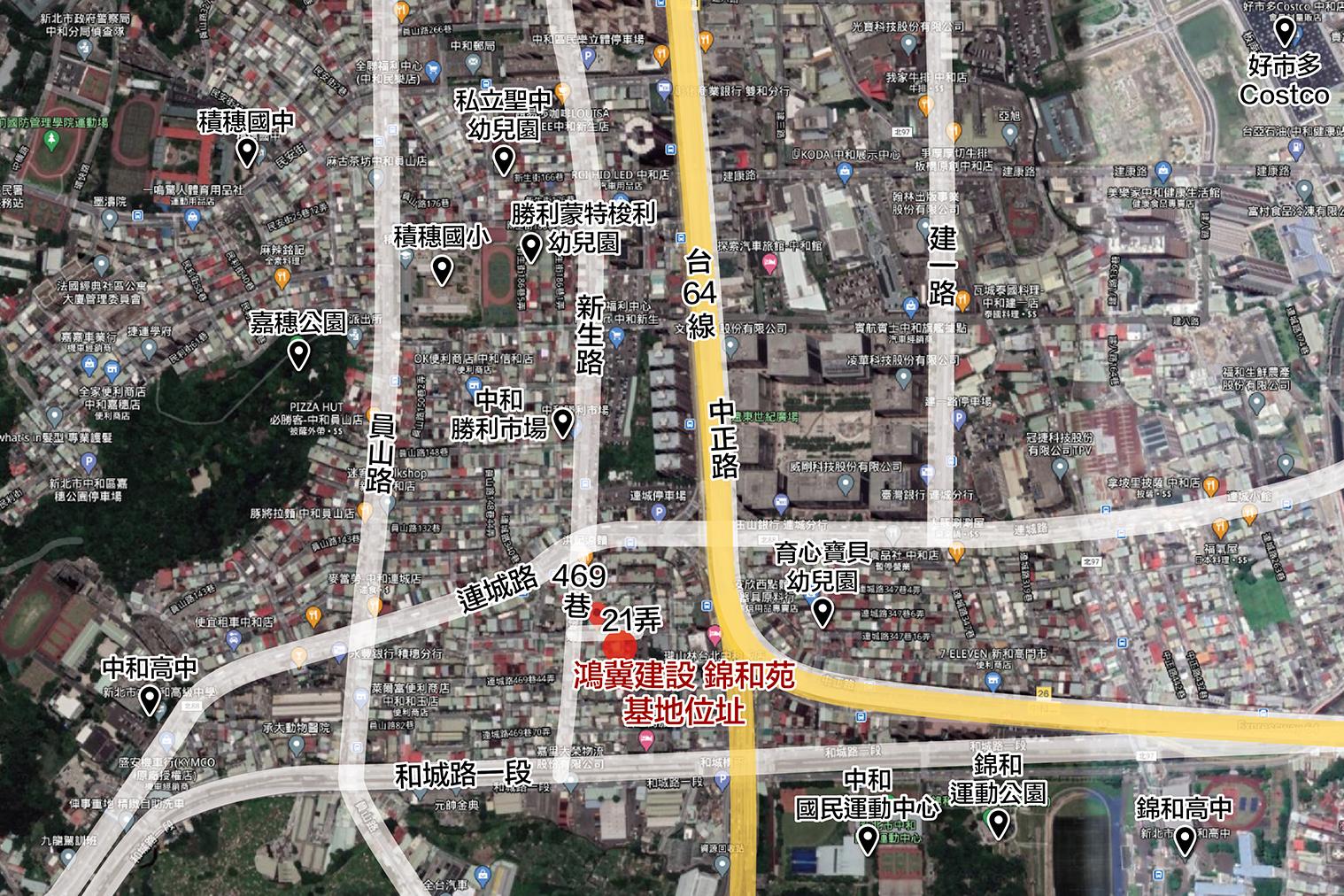 圖片:建案搶先看 | 鴻冀建設 錦和苑 親子運動公園為鄰的新北精品大樓