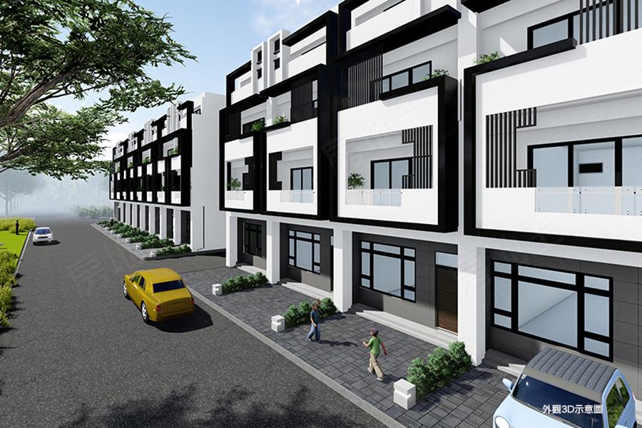 圖片:建案搶先看 | 玄鴻建設 玄鴻首賦八期 台南科學園區生活圈