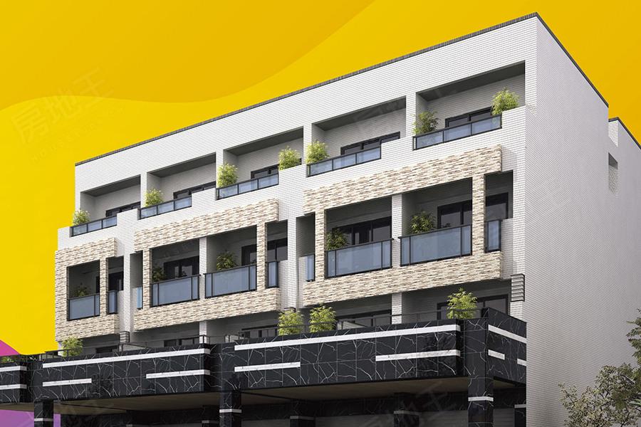 圖片:建案搶先看┃台南善化新案 東嘉NO.6:超值金店面 間間金套房