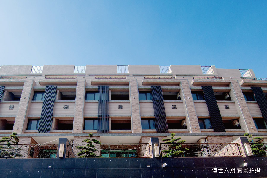 圖片:霧峰建案開箱 | 傳世六期。台灣省議會 氣質蘭生 藏富養生電梯別墅