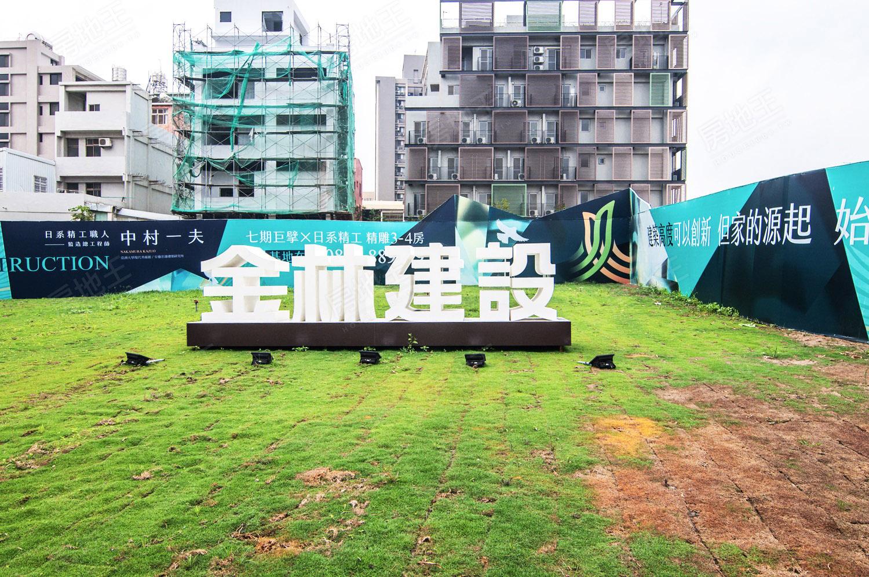 圖片:金林無界 | 3500坪春社公園 嶺東科大生活圈|南屯建案搶先看