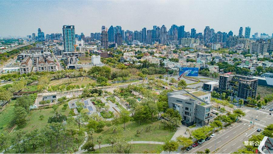 圖片:精銳SKY ONE | 公益路商圈 萬坪黎新公園第一排 | 建案搶先看