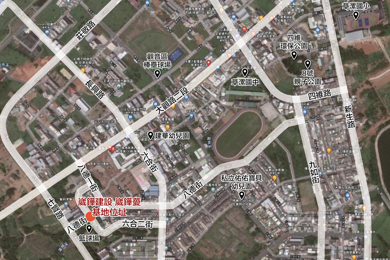 圖片:建案搶先看┃桃園市觀音區新案 崴鏵薆:公園幸福+