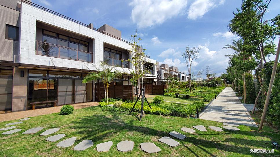 圖片:酆華建設 楊梅透天別墅 一二行館 獨棟私院Villa值得擁有