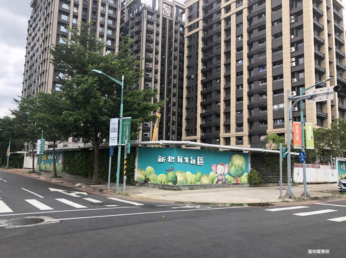 圖片:漢翔開發 板橋區大樓 藝樹家 六分鐘到新板